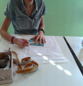 Corso Modellistica e sartoria a Padova - Lezioni in Aula