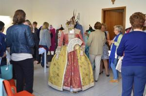 Dimostrazione di Abiti da carnevale realizzati alla scuola di Taglio e Cucito la Diva - Padova
